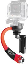 Steadicam Curve - Stabilisator voor GoPro - Rood