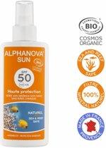 ALPHANOVA SUN BIO SPF 50 Spray 125g