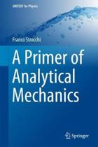 A Primer of Analytical Mechanics