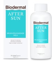 Biodermal zon - Aftersun - Bruinverlengende melk - 200ml
