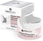 Fresh Secrets Ezelinnenmelk Gezichtscrème Liftenergy Anti-Wrinkle