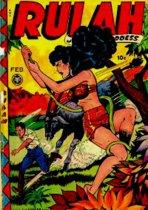 Rulah Five Issue Jumbo Comic