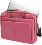 bc5a1357abb bol.com | Roze 14 inch Laptoptas kopen? Kijk snel!