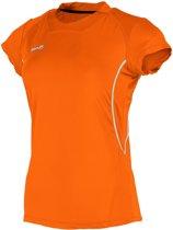 Reece Core Shirt Dames - Shirts  - oranje - 140