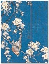 Bullfinch and Cherry Tree notitieboekje