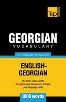 Georgian Vocabulary for English Speakers - 3000 Words