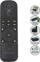 Rii i7 Mini draadloze Air Mouse toetsenbord Remote voor HTPC / Android TV Box / Xbox360