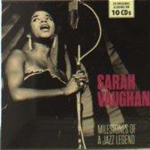 Sarah Vaughan: Milestones Of A Jazz Legend