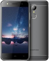 Homtom HT37 Pro 5 inch Android 7.0 Quad Core 3000mAh 3GB/32GB Zwart