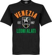 Venezia Established T-shirt - Zwart - S
