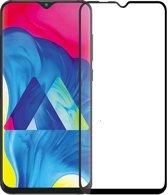 Let op type!! MOFI 9H 2.5D volledig scherm getemperd glas Film voor Galaxy M10 (zwart)