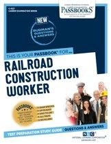 Railroad Construction Worker