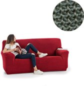 Milos meubelhoezen - bankhoes 130-180cm - Groen - Verkrijgbaar in verschillende kleuren!
