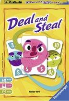 Steal or deal - Kaartspel
