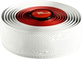 Stuurlint dsp 2.5mm dual color wit/rood