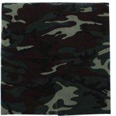 Camouflage leger bandana groen - Zac's Alter Ego