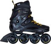 Rollerblade RB 80 Inlineskates - Maat 42 - Mannen - zwart/ geel