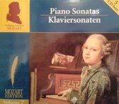 Edition Vol. 7:Piano Sonatas/Klaviersonaten
