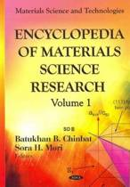 Encyclopedia of Materials Science Research -- 2 Volume Set