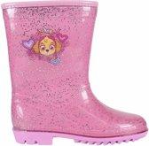 Roze Paw Patrol regenlaarzen voor meisjes 26