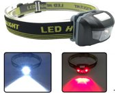 CAMPINGWISE hoofdlamp LED 160 lumen, water- en schokbestendig