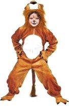 Jumpsuit met kap | Leeuw Simba | Kind | Maat 116