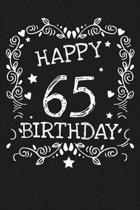 Happy 65 Birthday