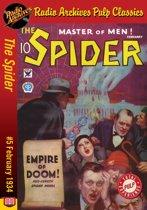 The Spider eBook #5