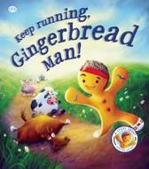 Keep Running, Gingerbread Man