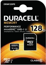 Duracell DRMK128PE geheugenmodule UHS-I