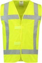Tricorp veiligheidsvest RWS - 453015 - fluor geel - maat 5XL
