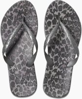 Reef Escape Lux + Prints Dames Slippers - Leopard - Maat 42,5