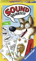Ravensburger Sound quartett - pocketspel