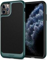 Spigen iPhone 11 Pro Neo Hybrid Midn Grn