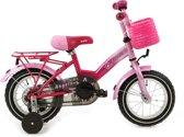 Popal Angel Kinderfiets - Meisjes - 14 inch - Roze