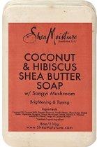 Shea Moisture Coconut & Hibiscus Soap 230 gr