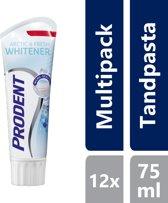 Prodent Arctic Fresh Whitener Tandpasta - 12 x 75 ml - Voordeelverpakking