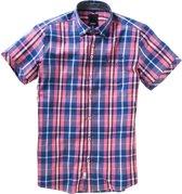 Twinlife overhemd  Roze - XXL