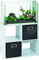 Meubel home aquarium 110 wit 21x41x82cm