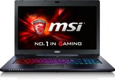 MSI GS70 6QC-015BE - Gaming Laptop / Azerty