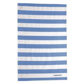 Cornishwear Blue Pack of 2 Cotton Tea Towels theedoeken (set van 2)