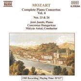 Mozart: Piano Concertos 23&24