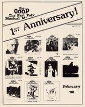 Fast Folk Musical Magazine, Vol. 1 #2