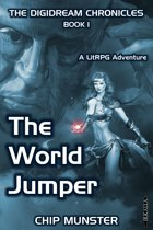 The World Jumper: A LitRPG Adventure