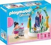 Playmobil Styliste met verlichte etalage - 5489