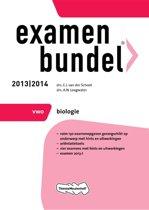 Omslag van 'Examenbundel - 2013/2014 VWO Biologie'