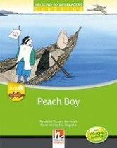 Peach Boy, mit 1 CD-ROM/Audio-CD. Level c/ab dem 4. Lernjahr