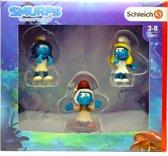Schleich 20801 De Smurfen Movie 3 - Kit 2