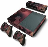 Steel Bronze - Xbox One Console Skins Stickers