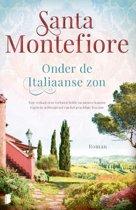 Boek cover Onder de Italiaanse zon van Santa Montefiore (Paperback)